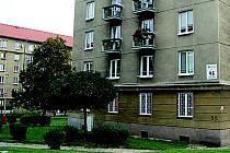 Lokalita Stovka v Mostě.