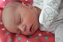 Kateřina Richterová se narodila mamince Kateřině Ptáčkové z Duchcova 4. dubna ve 12.30 hodin. Měřila 47 cm a vážila 2,77 kilogramu.