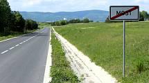 Podívejte se, jak to vypadá na silnici Most – Mariánské Radčice.