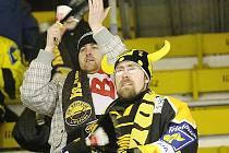 Fanoušci Litvínova mají radost. Jejich tým je po jedenácti letech ve čtvrtfinále play - off.