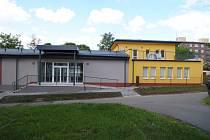 Až do 22. května probíhá dlouhodobě plánovaná rekonstrukce hlavního vchodu knihovny.