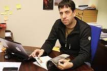 Michal Tarant ze Scholy Humanitas absolvoval specializační studium pro koordinátory enviromentální výchovy.