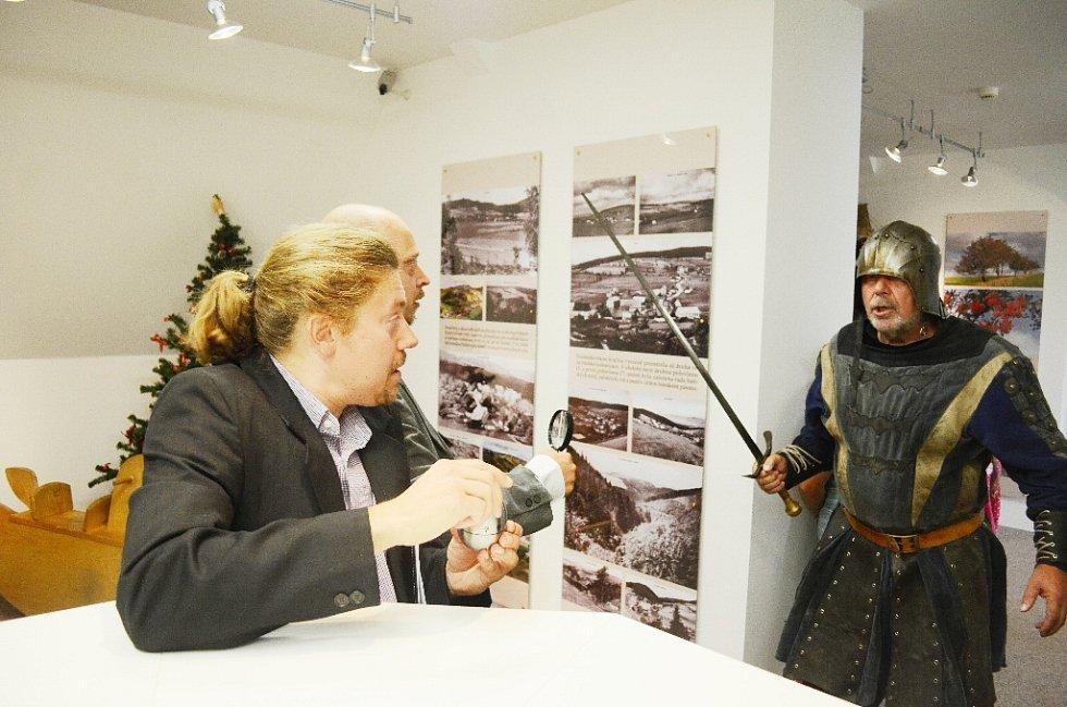 Za poklady Ústeckého kraje aneb záhada zmizelého exponátu v Oblastním muzeu v Mostě.