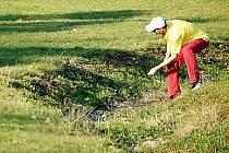 Extrémní golf na Benediktu.