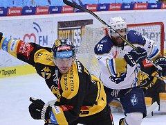 Litvínovu stačily na výhru tři góly.