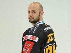Norský obránce litvínovské Vervy Daniel Sorvik.