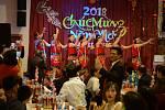 Vietnamci oslavili v Litvínově příchod roku Psa.