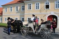 Velikonoční program na litvínovském zámku