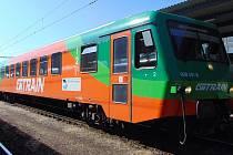 Rychlíkové spoje na trati Most - Plzeň zajišťuje společnost GW Train Regio.