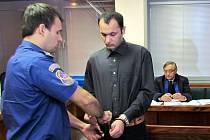 Soud poslal Martina Ference do vězení za vraždu v Chánově.