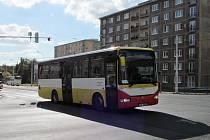 Přejmenování autobusových zastávek se týká zejména Litvínova.