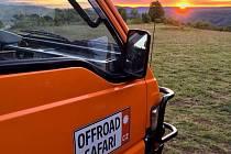 Offroad safari umí udělat soukromý výlet na míru.
