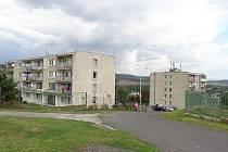 Problémové lokality v Obrnicích na Mostecku.