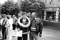 Petr Zelenka začínal na minikárách před 42 lety