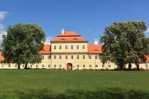 Zámek v Litvínově. Archivní foto