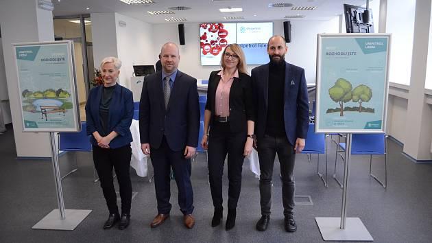Zástupci Mostu, Litvínova a Unipetrolu oznámili ve středu 12. února výsledky hlasování, ve kterém veřejnost volila projekty, jež firma finančně podpoří.
