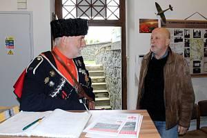 Mezinárodní památník obětem II. světové války v Mostě zahájil letošní muzejní sezonu