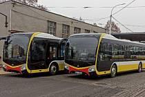 Nové autobusy pro Mostecko