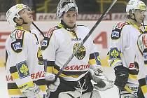 Z Ústí přišel do Litvínova i oblíbenec fanoušků brankář Martin Volke.