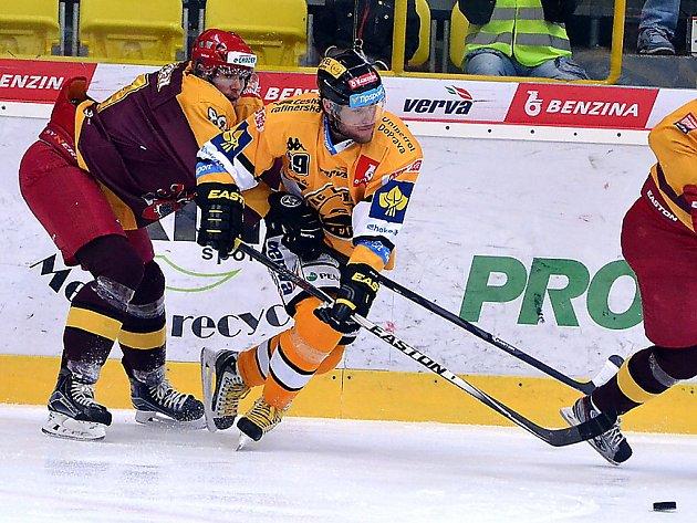Jihlava versus Litvínov.