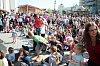 VIDEO: Velikonoční jarmark na 1. náměstí v Mostě měl vysokou návštěvnost
