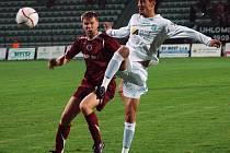 Mostečtí fotbalisté vyhráli poslední podzimní zápas se Spartou B.