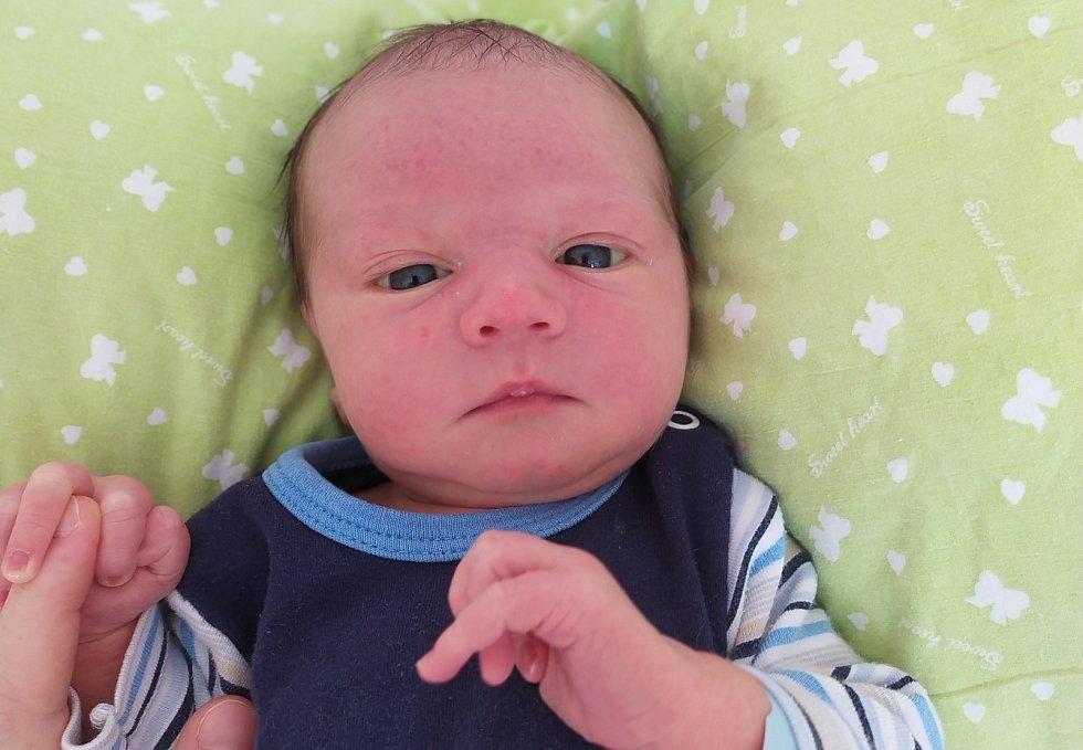 Jindřich Podlaha se narodil 5. dubna v 8 hodin rodičům Marcele a Tomáši Podlahovým. Měřil 51 cm a vážil 3,67 kg