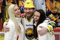 Mladí hokejisté HC Litvínov mají k dispozici novou střelnici