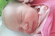 Marie Hadrbolcová se narodila mamince Miroslavě Roštejnské z Volevčic 27. února v 7.10 hodin. Měřila 50 cm a vážila 3,21 kilogramu.