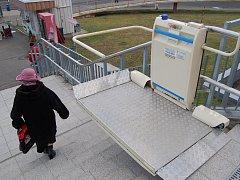 Pod krajskou zdravotní spadá i nemocnice v Mostě.