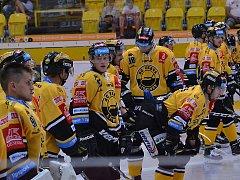 Litvínov doma porazil Mladou Boleslav těsně 4:3.