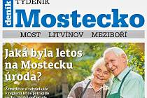 Týdeník Mostecko ze 3. října 2018