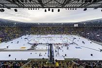 Litvínovské hokejisty čeká na začátku nového roku střetnutí pod širým nebem se Spartou. Hrát se bude na fotbalovém stadionu Dynama Drážďany.