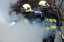 V Mostě - Velebudicích bude zahájena stavba nové hasičské stanice.