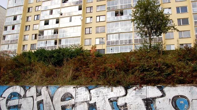 Janovské ghetto.