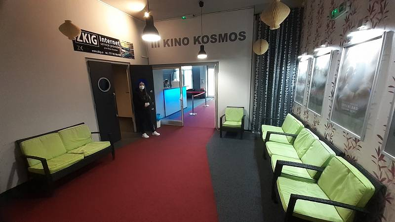 Kino Kosmos v Mostě