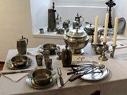 Historie zámecké kuchyně aneb Nahlédnutí do gastronomie minulých staletí v litvínovském zámku.