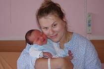 Vladimír Kratochvíl se narodil v ústecké porodnici dne 3. 8. 2013 (8.37) mamince Barboře Kratochvílové z Mostu, měřil 51 cm, vážil 3,66 kg.