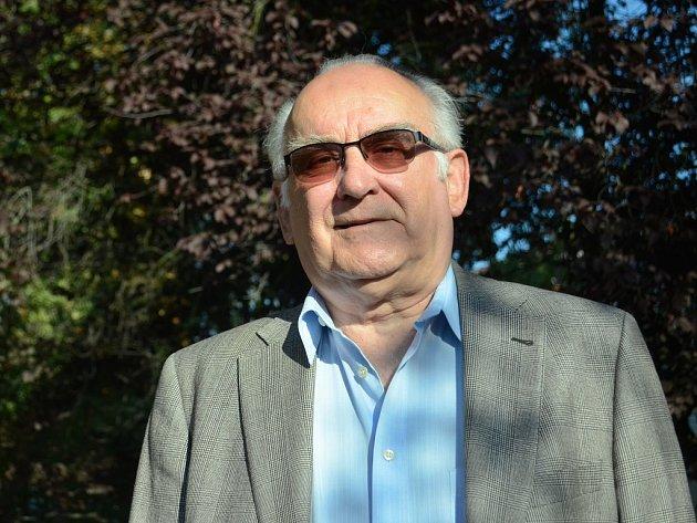 Bývalý starosta Mostu z let 1990-1994 Bořek Valvoda
