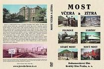 Obal od nového DVD o starém i novém městě.