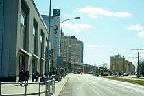 Město Most uvažuje o úpravě třídy Budovatelů v centru.