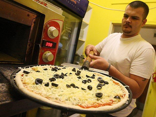 Pizzeria Capranica.