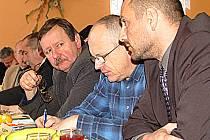 Starostové z Mostecka se sešli, aby společně prodiskutovali problémy regionu.
