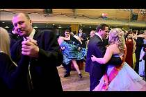 Maturitní ples SSŠMEP v Repre.
