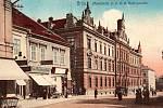 První náměstí.