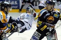 Litvínovští hokejisté podlehli Liberci.