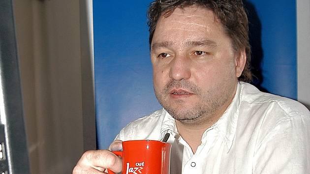 Generální manažer litvínovské Vervy Robert Kysela.