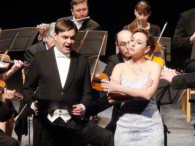 Hudební večer Vivat Strauss, Vivat Nedbal.