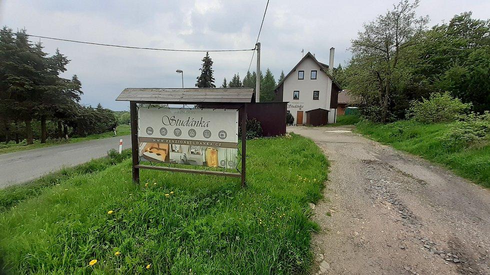 Obec Klíny