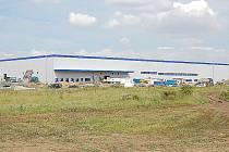 V průmyslové zóně Triangle vyrostou nové továrny. Lidé z Mostecka tak mají šanci získat zaměstnání.